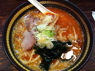 阿佐ヶ谷 味丸 鉄火麺