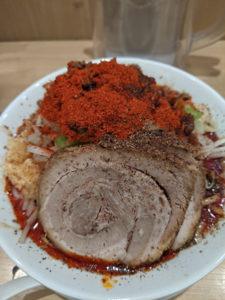 西新宿 175°DENO担担麺 TOKYO(3回目)
